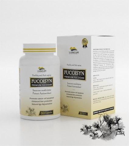 Thực phẩm bảo vệ sức khỏe FUCOISYN (Preminum Fucoidan)