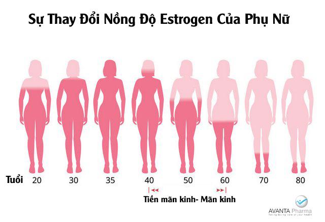 Suy giảm nội tiết tố nữ