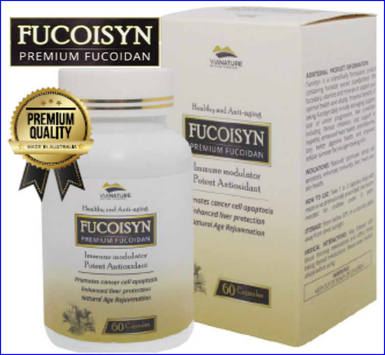 Thực phẩm bảo vệ sức khỏe Fucoisyn (Premium Fucoidan)