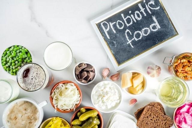 Thực phẩm chứa probiotic, men vi sinh cực kỳ tốt cho hệ đường ruột