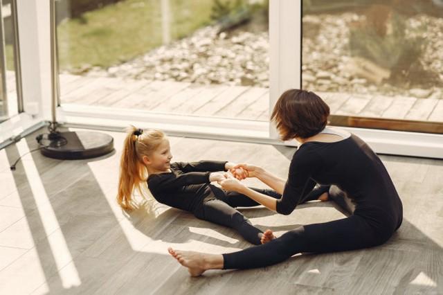 Tập thể dục thường xuyên để nâng cao thể trạng, tăng cường sức đề kháng cho cơ thể