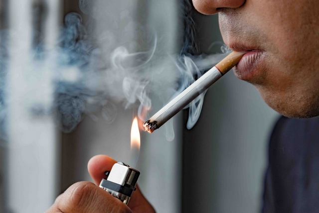 hút thuốc lá tăng nguy cơ gây ung thư