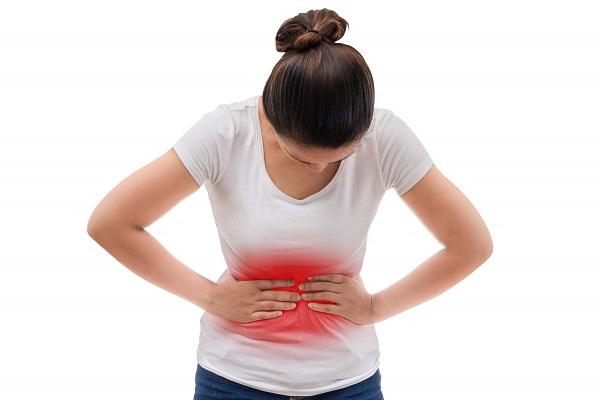 đau bụng tiền mãn kinh