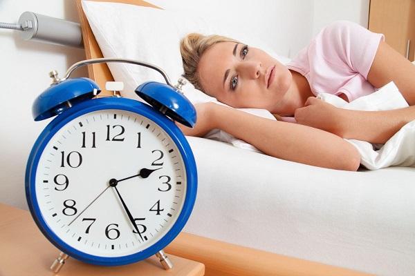 tuổi mãn kinh mất ngủ