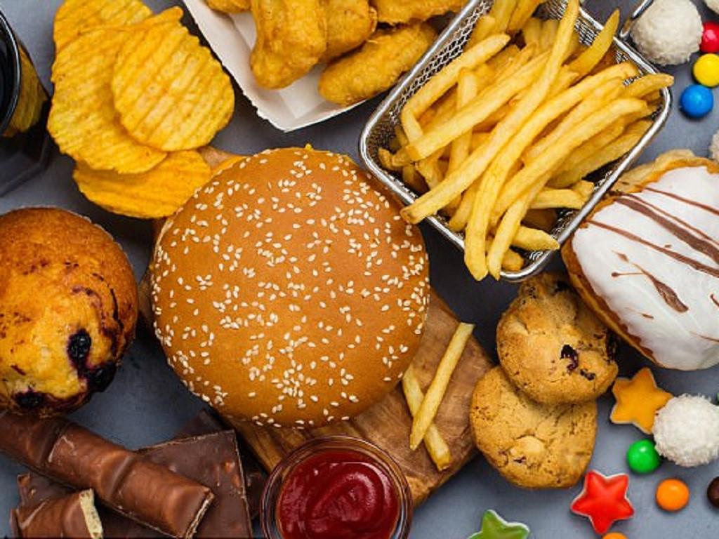 thức ăn nhanh gây ung thư